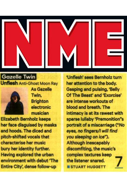 nme unflesh