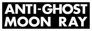 Anti-Ghost Moon Ray Logo