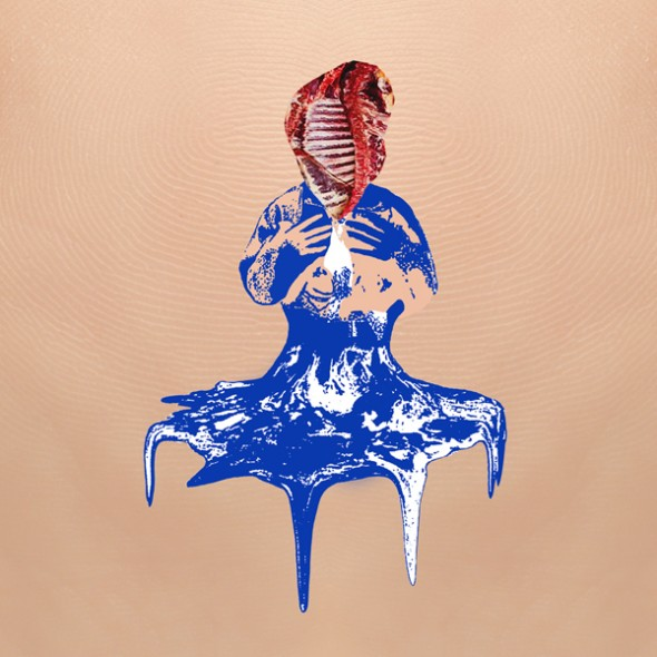 Gazelle Twin - Belly of the Beast - Artwork - Low Res