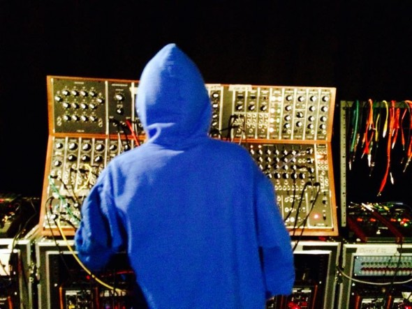 Gazelle Twin - Moog Lab session